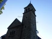Farský kostol - Deň