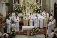 50. výročie úmrtia Biskupa J. Vojtašáka Zákamenné - 9. august 2015