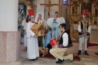 Jasličková pobožnosť Babín - 25. december 2014
