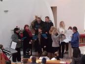 Jasličková pobožnosť Vasíľov - 25. december 2013