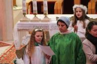 Jasličková pobožnosť Vasíľov - 25. december 2014