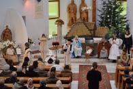 Jasličková pobožnosť Vasíľov - 25. december 2015