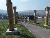 Krížová cesta na novom cintoríne - 30. marec 2014