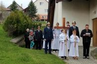 Krížová cesta na Veľký piatok Vasíľov - 18. apríl 2014