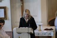 Omša za seniorov Babín - 29. október 2014