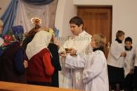 Omša za seniorov Vasíľov - 2. október 2014