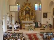 Rozlúčka z vdp. Pavlom Garajom - 9. júl 2012