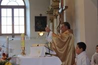 Výročie posviacky Farského kostola - 24. máj 2014